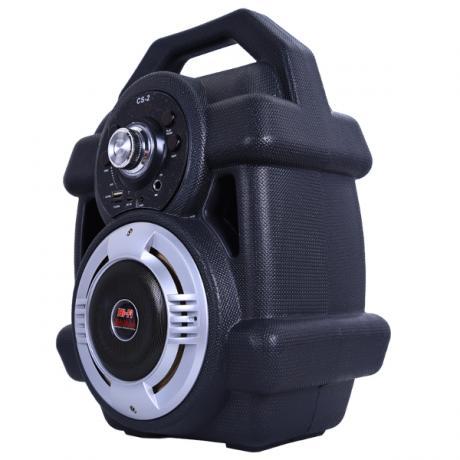 Портативна и влагоустойчива Bluetooth тонколона с микрофон