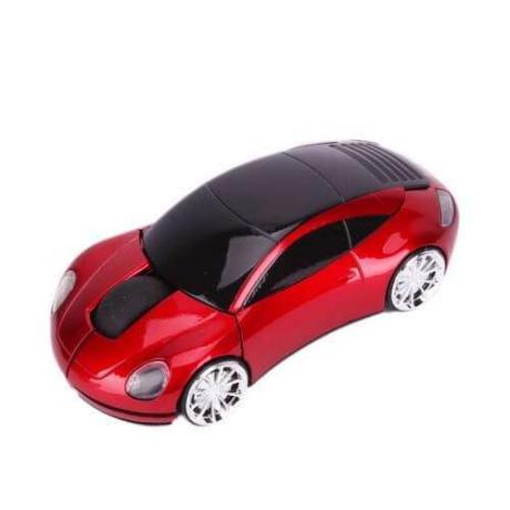 WiFi безжична оптична мишка - Porsche 911
