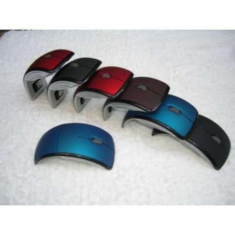 Дизайнерска оптична безжична WiFi - Microsoft Arc design