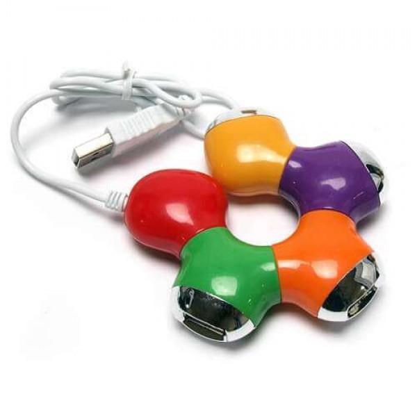 USB hub - разклонител за компютър