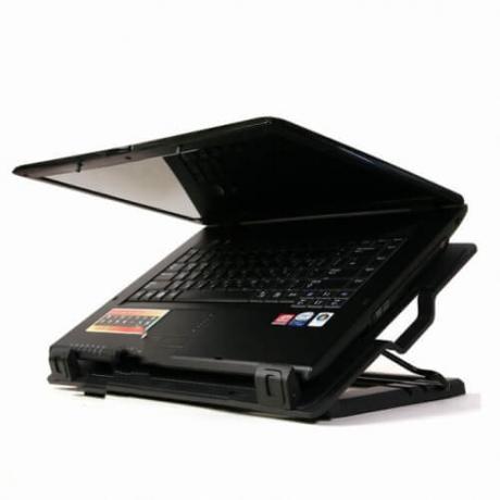 Oхладител за лаптоп с 5 степени