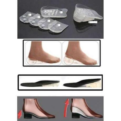 Стелки за обувки Btall с повдигащ ефект