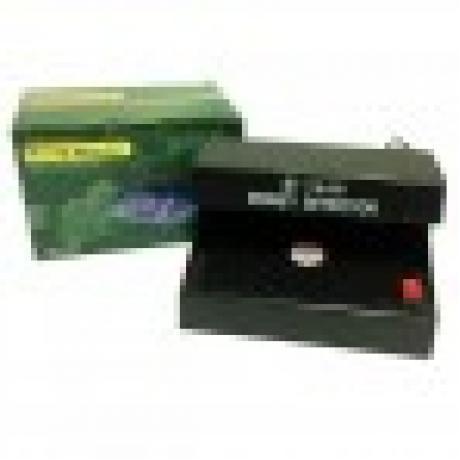 Компактен ултравиолетов детектор за идентифициране на фалшиви банкноти и ценни документи