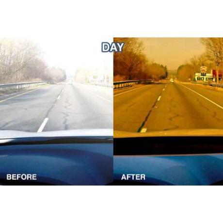 Визьор за автомобили срещу заслепяване от фарове и слънце