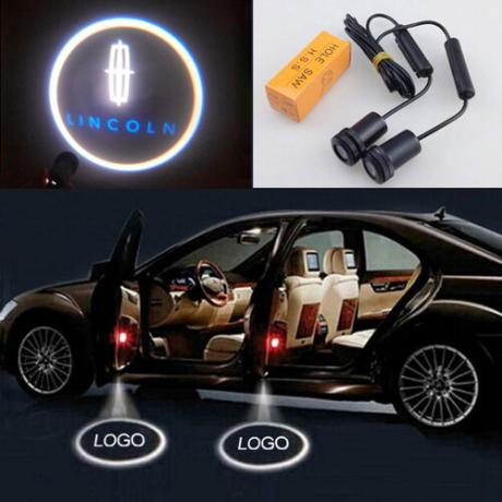 Ghost Shadow LED лого проектор за автомобилни врати