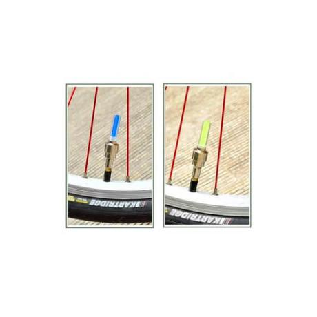 Светещи LED накрайници за вентили за гуми