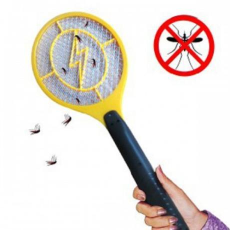 Електрическа мухобойка