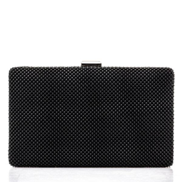749966c2894 Малка черна дамска чанта с камъни - chn4206 на топ цена — Vibe.bg