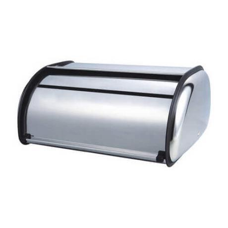 Стоманена метална кутия за хляб и всякакви продукти INOX