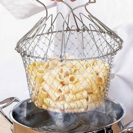 Многофункционален кухненски уред-кошница 12 в 1