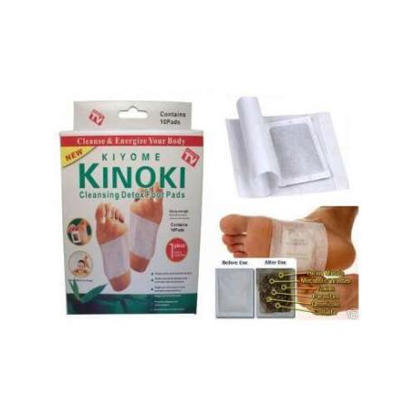 Kinoki Детоксикиращи пластири (10 броя в кутия)
