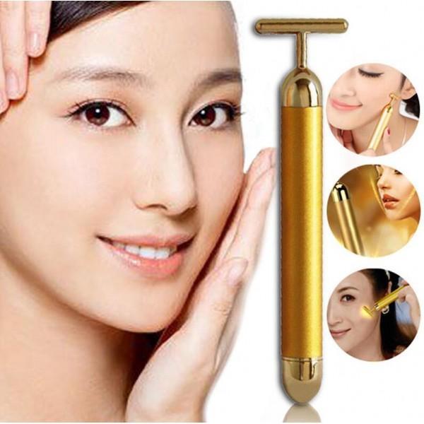 Йонизиращ масажор за мека и гладка кожа