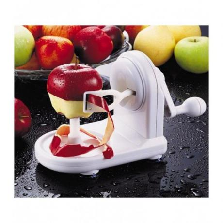 Иновативна полуавтоматична белачка за ябълки
