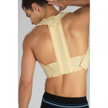 Колан за изправяне на гърба и раменете на д-р Ливайн