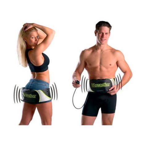 Вибриращ колан за бързо отслабване и стегнато тяло