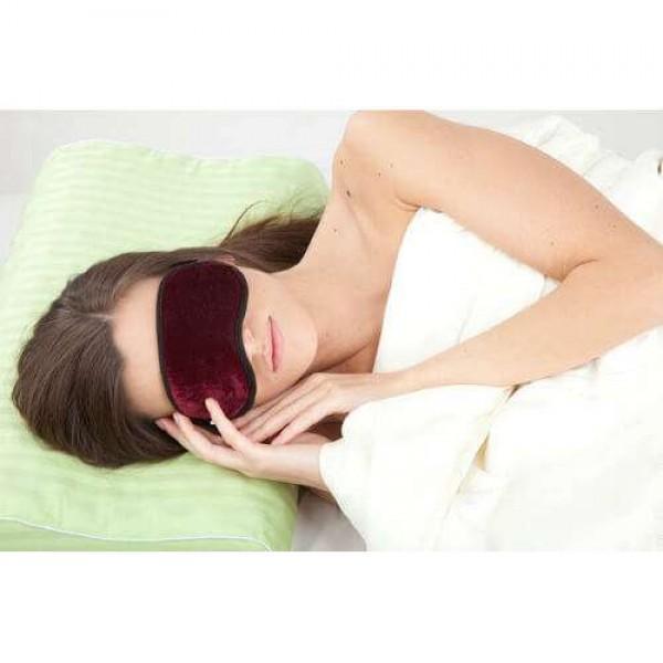 Маска за очи от турмалин с лечебни свойства
