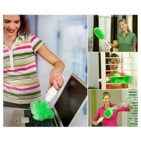 Електрическа четка за почистване на прах Go Duster
