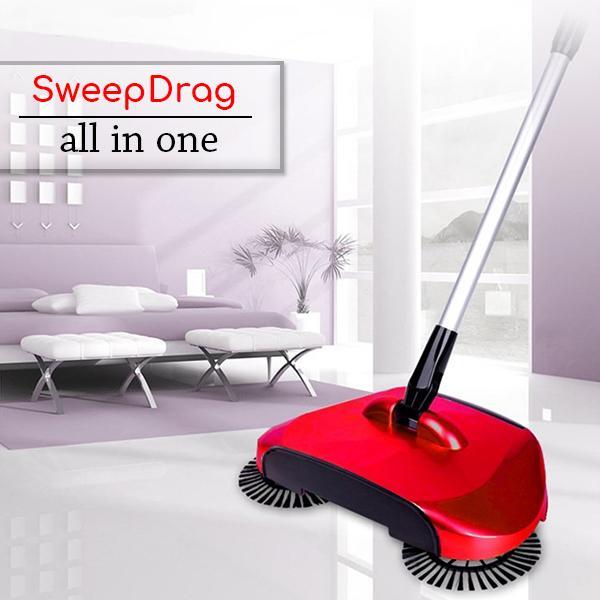 Механична подочистачка Sweep Drag All In One
