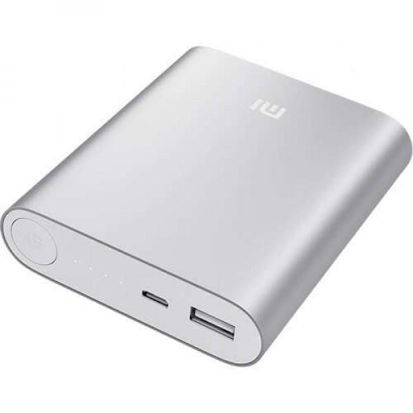 Външна батерия за телефон MI с голям капацитет 10400mah