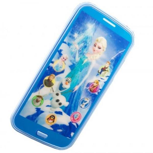 Детски смартфон играчка - Frozen