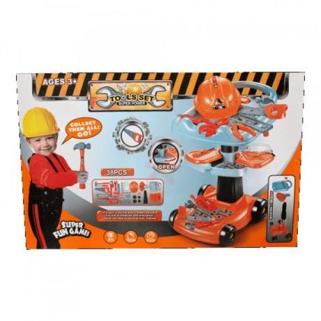 Детски инструменти за игра Tools Set Super Power