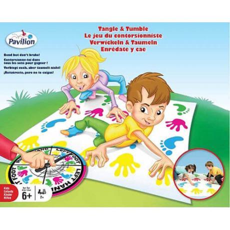 Детска игра Tangle and Tumble