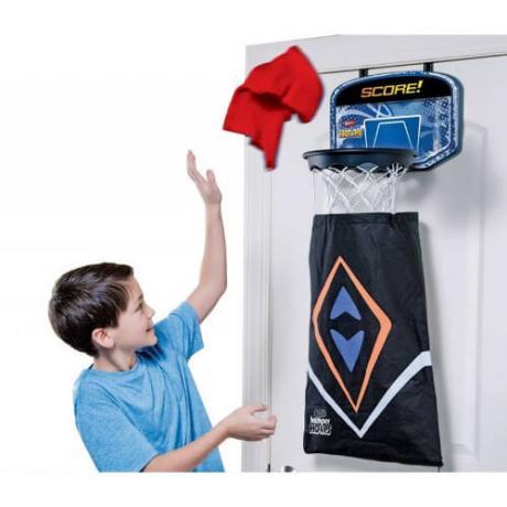Детски баскетболен кош за пране