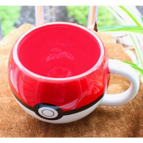 Керамична чаша Pokemon Go