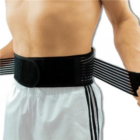 Турмалинов колан за долната част на гърба с стабилизиращо и затоплящо действие