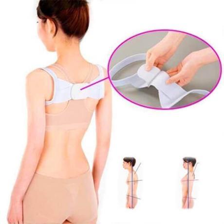 Eластичен колан за коригиране на стойката за жени