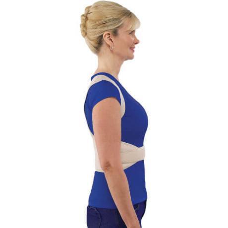 Универсален колан за изправяне на гърба