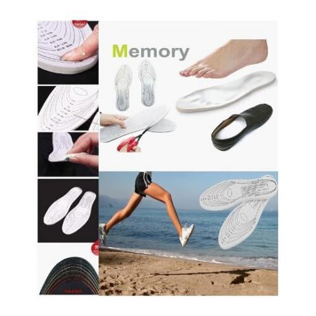 Стелки за крака с мемори пяна