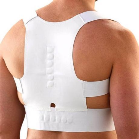 Комплект от 2 броя магнитни наколенки, колан за гръб и лента за ръка на д-р Ливайн